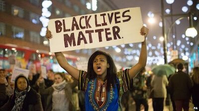 demonstrationblacklivesmatter